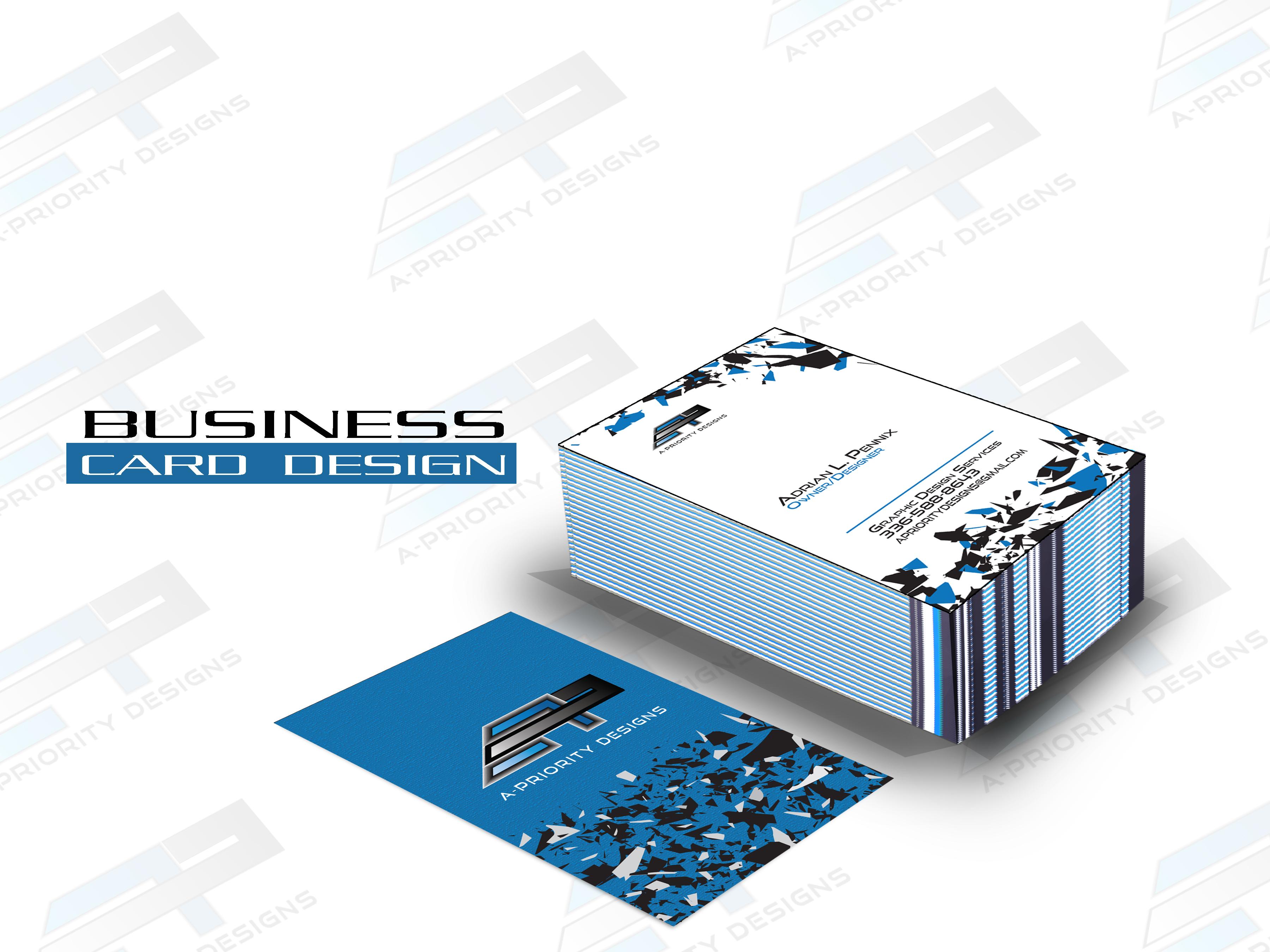 Business-card-display