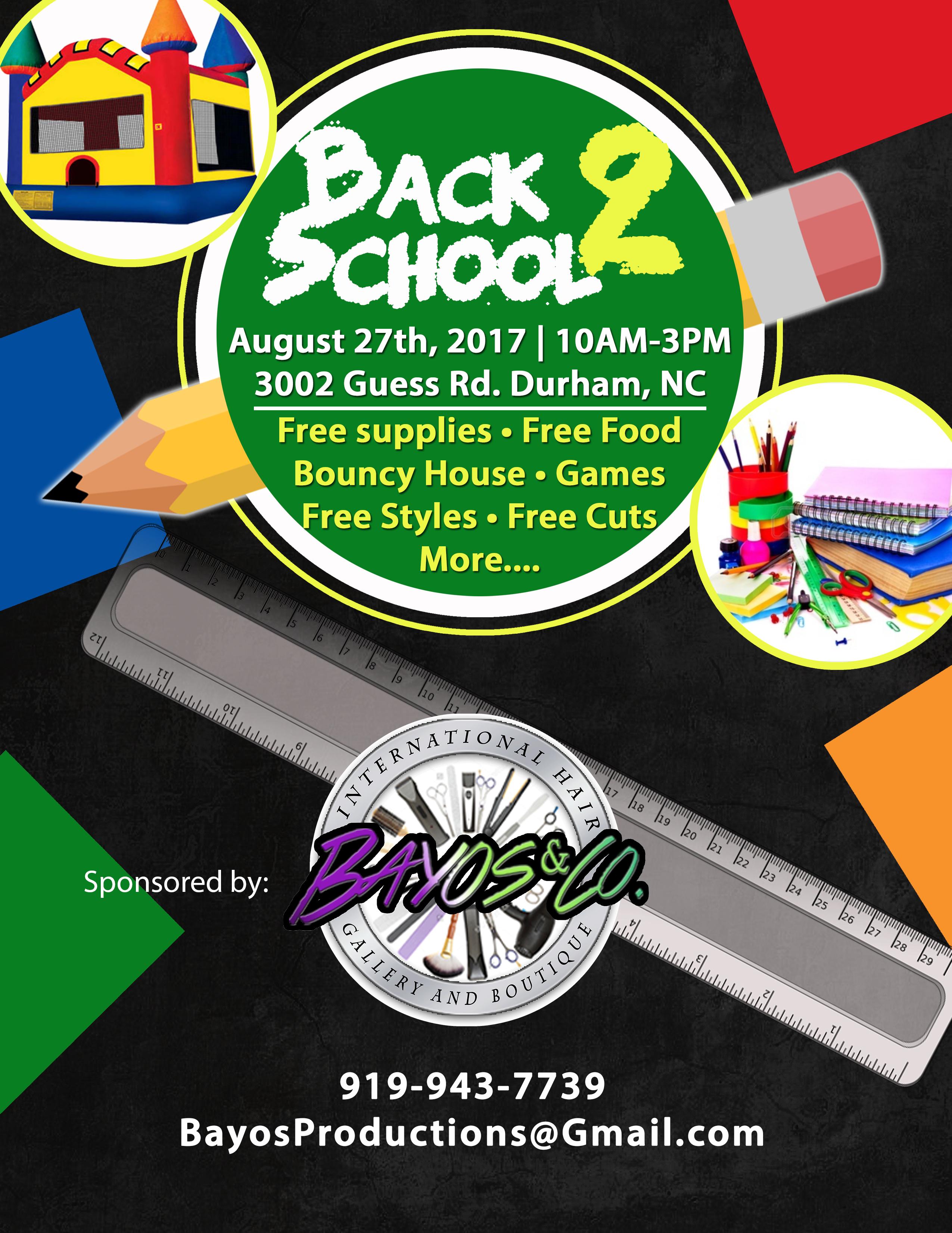 Backtoschool2017