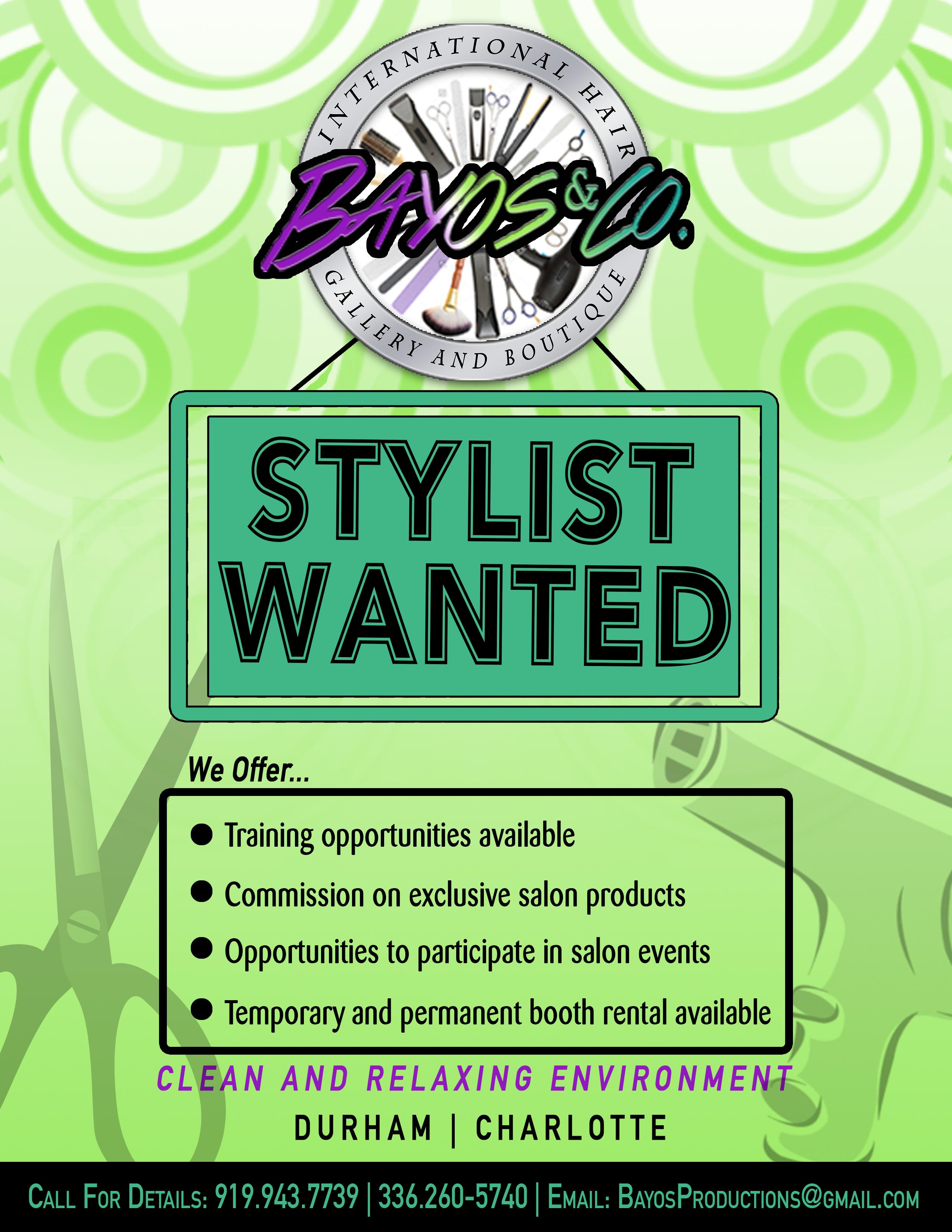stylistwanted
